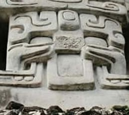 mayan face