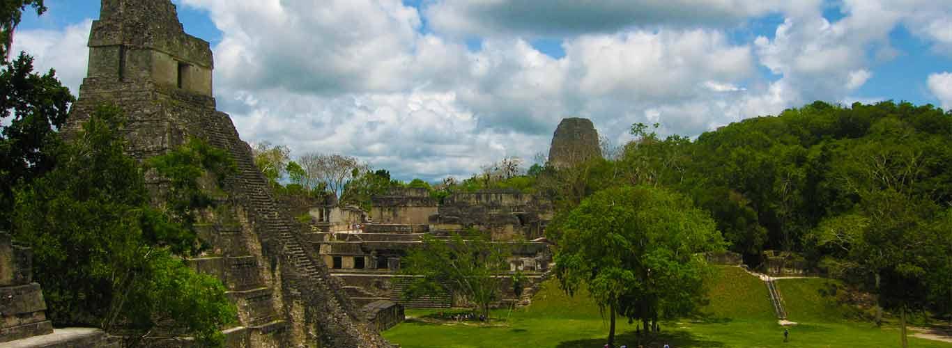 tikal tour peten guatemala