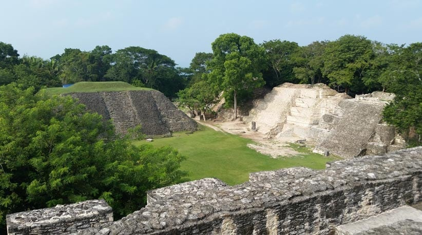 Xuantunich Mayan Ruins