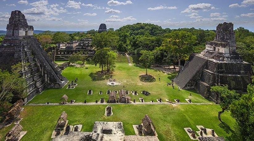 tikal temples tour