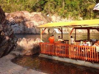 jungle pontoon