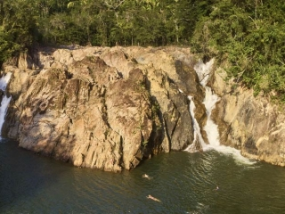 twin falls vaca lake