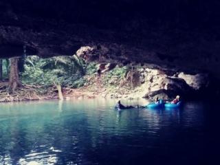 cave tubing sites