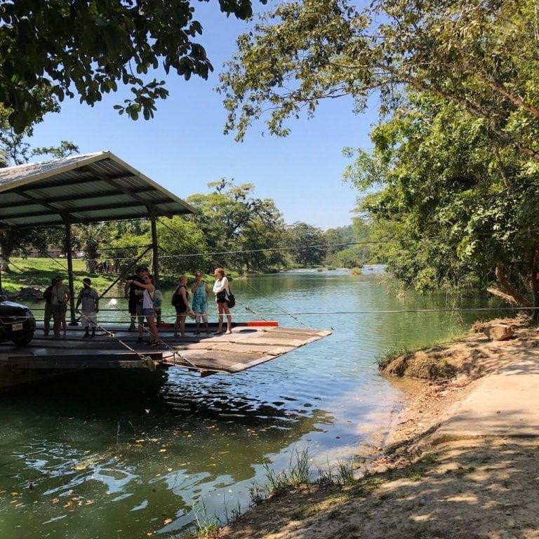 Mopan river